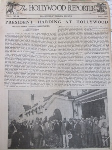 Harding full page Reporter